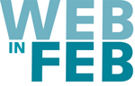 WebinFeb logo