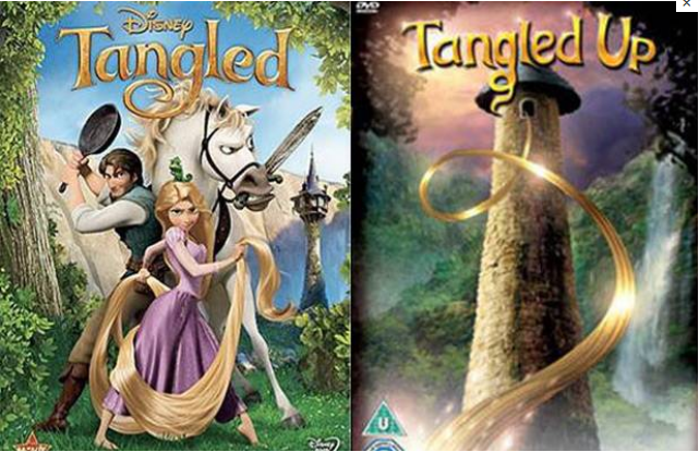 Tangled_vs_Tangled_Up