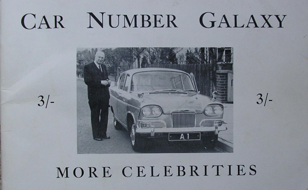 Car Number Galaxy 1963