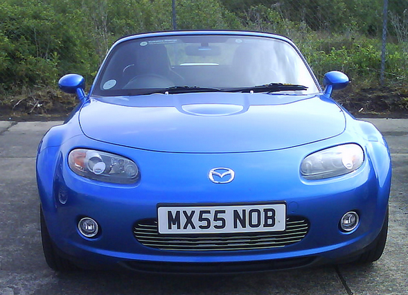 Mazda car MX55-NOB