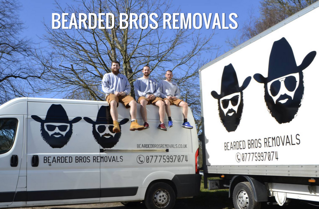 Bearded Bro's Removals I Man
