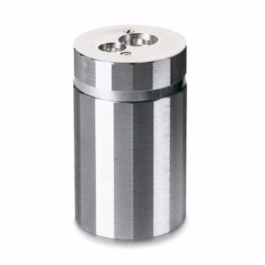 Dux Dual Pencil Sharpener Aluminium