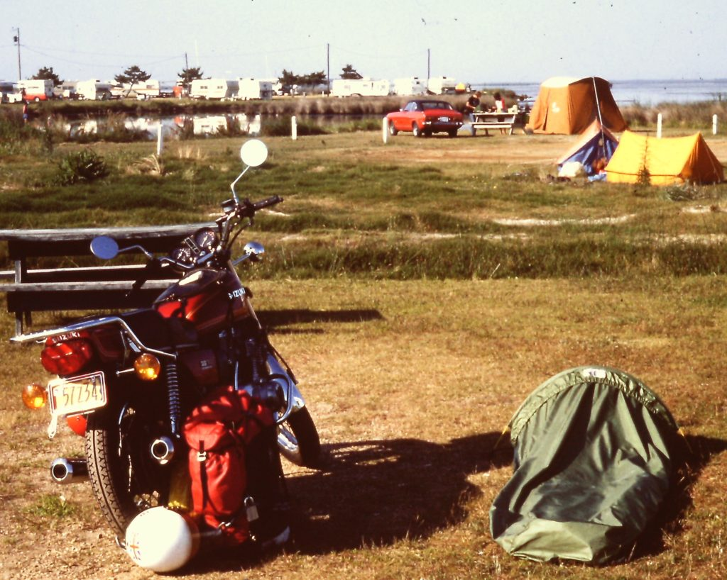 Neil - USA and Canada by bike - 1980 (16)