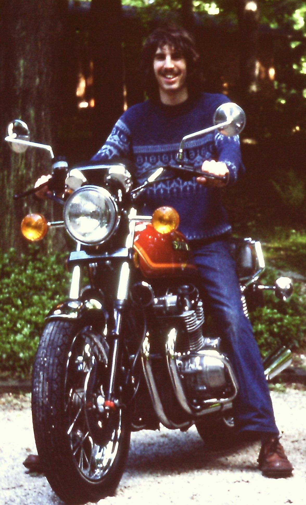 Neil - USA and Canada by bike - 1980 (7)