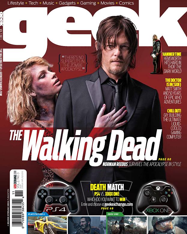 Geek Magazine