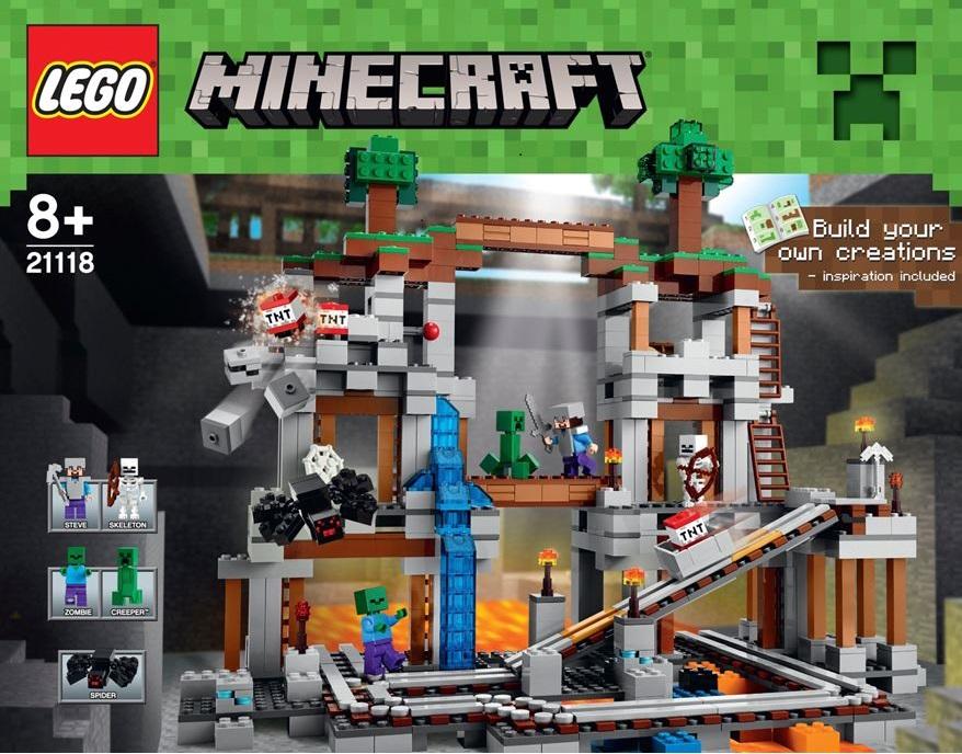LegoMinecraft