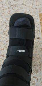 hospital boot