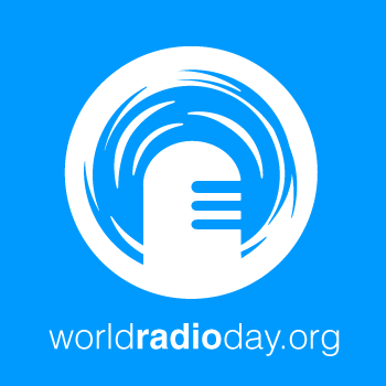 World Radio Day logo